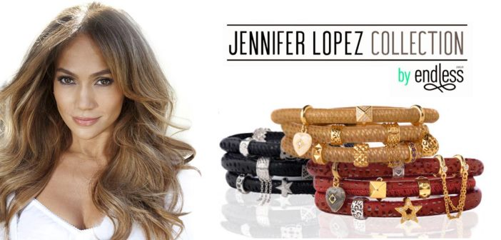 Jennifer Lopez Launches New 'Endless Jewelry' Campaign