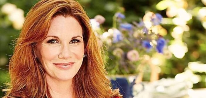 Actress Melissa Gilbert Starts Her Campaign To Run For Congress