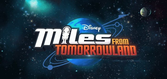 CLOSED – DISNEY'S MILES FROM TOMORROWLAND: LET'S ROCKET - DVD Giveaway 2