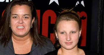 Rosie O'Donnell and daughter Chelsea Found