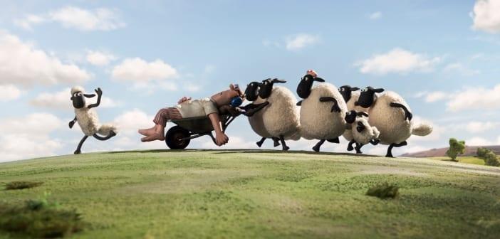 SHAUN THE SHEEP MOVIE | Shaun!