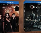 The Vampire/The Originals: Complete Season DVD Giveaway