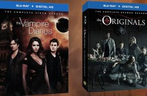 The Vampire Diaries - giveaway