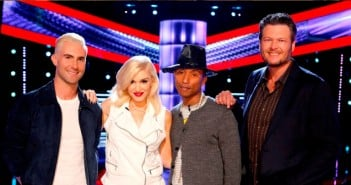 The  Voice Judges 2015