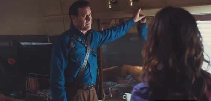 ASH VS EVIL DEAD - Fall Previews 2015 3
