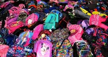 backpacks backpacks everywhere