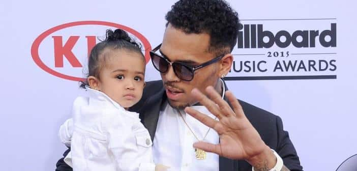 Nia Guzman Unwilling To Allow Chris Brown Unsupervised Visits With Their Daughter