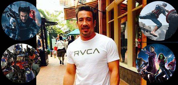 Hollywood Stuntman Shawn Robinson Found Dead In Hotel Room