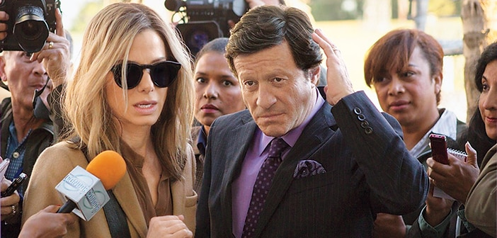 Sandra Bullock's Upcoming Film 'Our Brand is Crisis' - Official Trailer & Poster Released 2