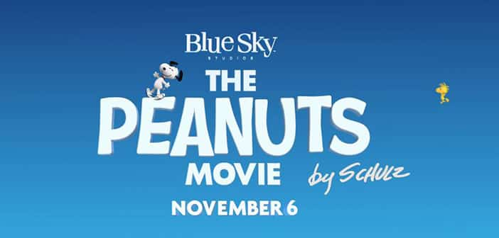 """A Visit To Blue Sky Studios For The Peanuts Movie: The Peanuts Movie - """"True To The Art"""" Featurette"""