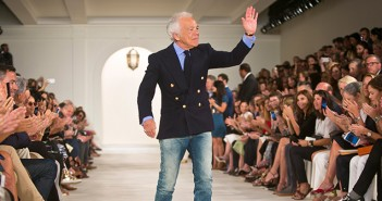 Ralph Lauren Stepping Down As CEO Of Namesake Company