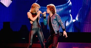 Taylor Swift & Mick Jagger - I Can't Get No Satisfaction - 1989 tour