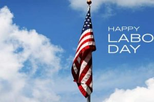 Hope You are Enjoying Your Long Labor Day Weekend!