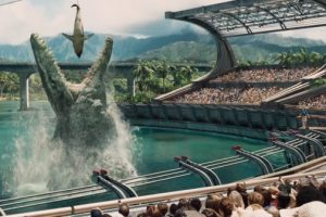 CLOSED --JURASSIC WORLD -  DVD & BLU-RAY Giveaway 1