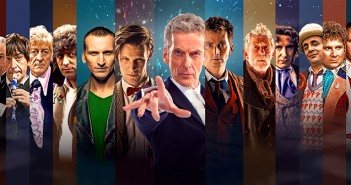 doctors 1-13 Doctor Who