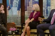 dylan o'brian - Live With Kelly and Michael interview