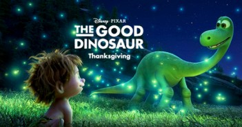 the good dinosaur - thanksgiving