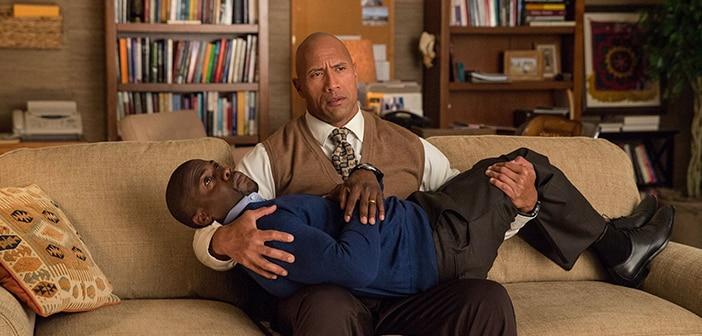 NEW TRAILER: CENTRAL INTELLIGENCE - Dwayne Johnson & Kevin Hart 2