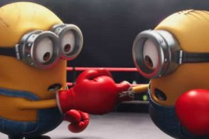 """Competition"" Minions DVD - Don't Miss The Mini Movie 2"