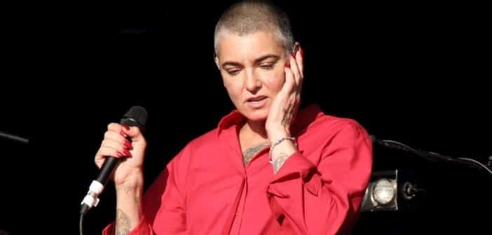 "Sinead O'Connor ""Recovering"" After Attempting Suicide By Overdose"