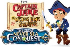 CLOSED--CAPTAIN JAKE AND THE NEVER LAND PIRATES: THE GREAT NEVER SEA CONQUEST -  DVD Giveaway 2