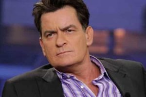 Charlie Sheen Pushing For A Memoir Deal For $10 Million