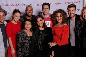 EVA LONGORIA SHARES HER 'TELENOVELA' WITH LATINO ADVOCACY GROUPS 15