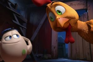 CLOSED--LITTLE ROOSTER'S EGG-CELLENT ADVENTURE - DVD Giveaway 1