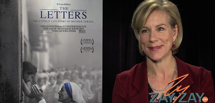 THE LETTERS - Juliet Stevenson Interview