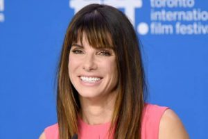 Sandra Bullock Brings Home 3-Year-Old Adopted Daughter Laila 1