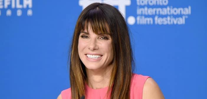 Sandra Bullock Brings Home 3-Year-Old Adopted Daughter Laila 1