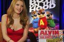 Bella Thorne - Alvin and the Chipmunks The Road Chip - ZayZay.Com