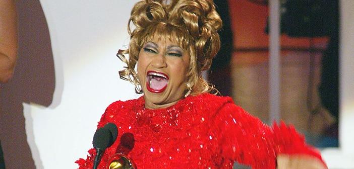 Celia Cruz To Be Honored With Grammy Lifetime Achievement Award