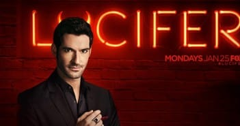 FOX - LUCIFER series premiere Jan 25