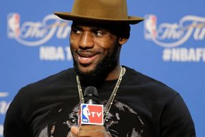 LeBron James and NBC Team up for New Reality Competition Series
