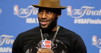 LeBron James and NBC New Reality Series