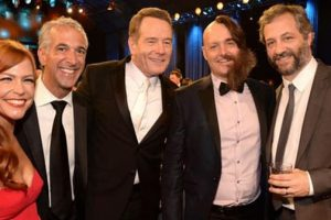 Will Forte Shows Us A Stunning New Look At The Critics' Choice Awards 3