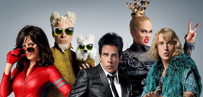 ZOOLANDER 2 - Want to Smell Like No. 2? 2