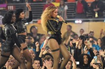 Beyonce Super Bowl 2016 Half Time Show