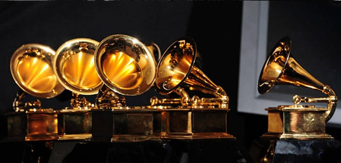 Follow This Years Grammy Winners From New Angle! Built-In GoPro In Winners' Trophies Will Live Stream The Big Moments!