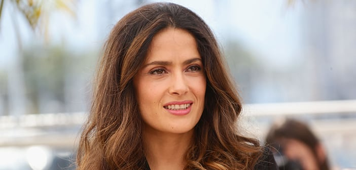 Salma Hayek Rushed To Emergency Room  In Racy Outfit After Accident While Filming