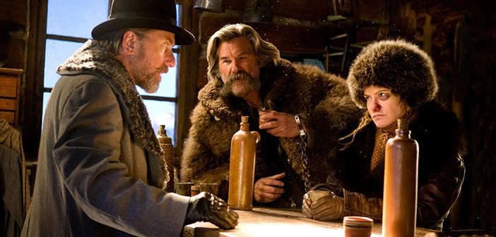 THE HATEFUL 8 Getting Some Heat After Destroyed Prop Turns Out To Be The Real Deal