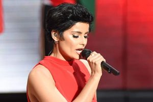 Nelly Furtado Received A Lot Of Mixed Reviews For Her Rendition Of The National Anthem