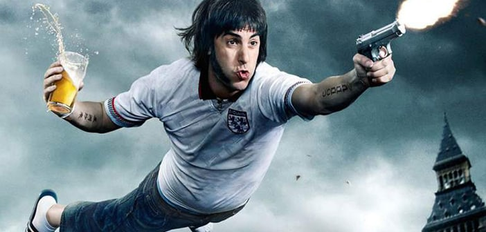 Sacha Baron Cohen Appears Nobby, His Newest Character For ...