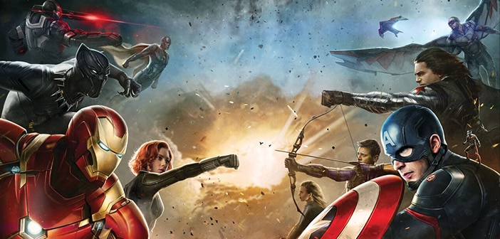 Marvel's CAPTAIN AMERICA: CIVIL WAR - Tumblr Cast Q&A - Today @ 10am PST