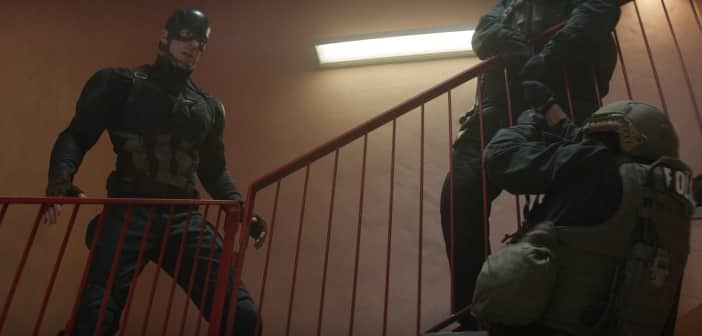 Marvel's CAPTAIN AMERICA: CIVIL WAR - New Trailer, Poster and Stills 4