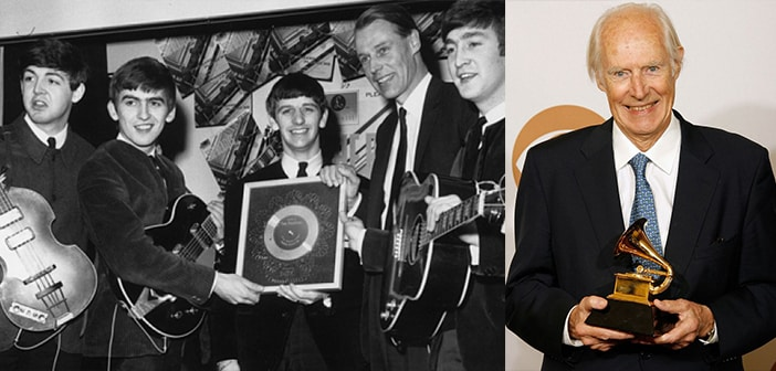 Sir George Martin, the 'Fifth Beatle' Dies, aged 90