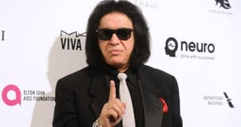 Gene Simmons Number One