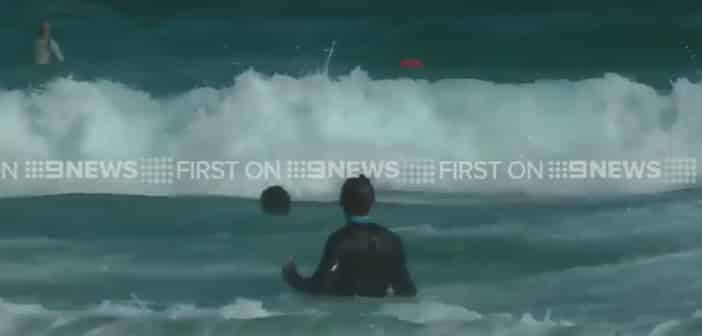 Hugh Jackman Came To His Children & Fellow Beach Goers Rescue After They Get Caught In Riptide
