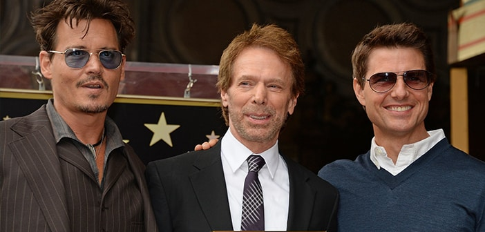 Legendary Film Producer Jerry Bruckheimer To Be Honored By The UCLA 5